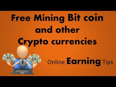 Free Mining Bitcoin and other cryptocurrencys online earning tips|Hindi|Urdu