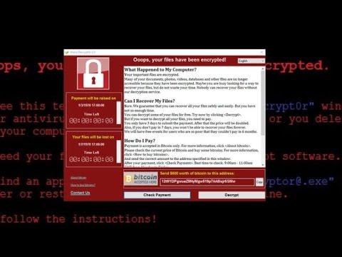 Mencegah Virus Ransomware - (Cara Menambang BitCoin dengan Mining)