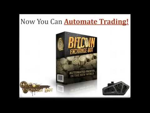 Bitcoins Exchange Robot | Best Online Bitcoin Trading Bot | Bitcoins Exchange Bot 2014