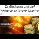 Is Gladiacoin a Ponzi Scheme Scam? Information on Bitcoin