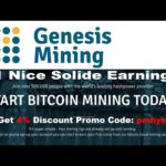 Genesis Mining | Long Term Invest | Nice Solide Earning's| Ether Mining | Cryptony | No Scam