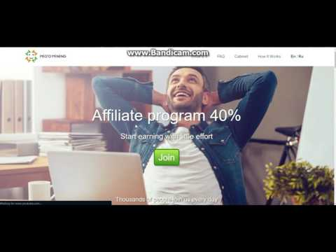 Micromining - FREE Bitcoin - Real Paying and Mining Program - Register, Download and Start Earning
