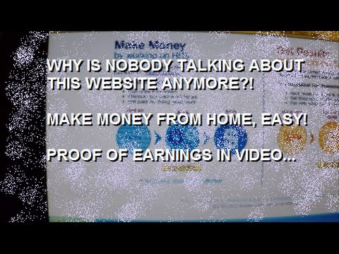 Make Money From Home Online - Legitimately!