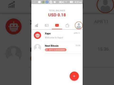Nest BITCOIN Payment Proof 3000 Satoshi
