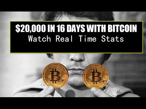 $20,000 IN 16 DAYS