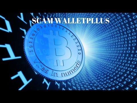 WALLETPLLUS SCAM - Univerdade do Bitcoins