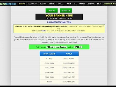 Информация о Freebitcoin Получать на 30% больше bitcoin Как Бесплатно получать сатоши