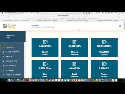 Genesis mining. how to make money online promote: WxEhnk