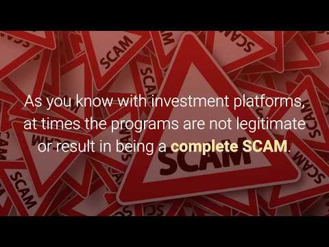 HYIP Investment SCAM Notice