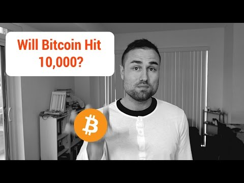 Will Bitcoin Hit 10,000 USD? In Black & White
