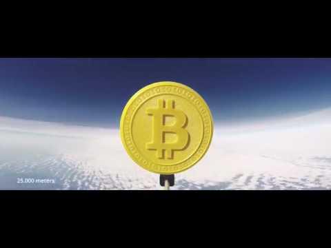 genesis mining uzaya ilk bitcoin gönderen şirket