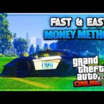 GTA 5 Online – How To Make Money ! Win 1 Million Dollar Cash Free Money (GTA V Online)