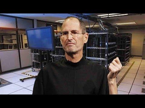 Steve Jobs Supports Bitcoin Mining