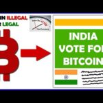 Legal or Illegal Save your Bitcoin  Indian Government Asks Citizens What to Do With Bitcoin