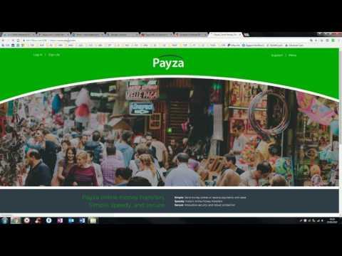 Payza BitCoin para dinheiro SCAM estelionatários??? Parte 2