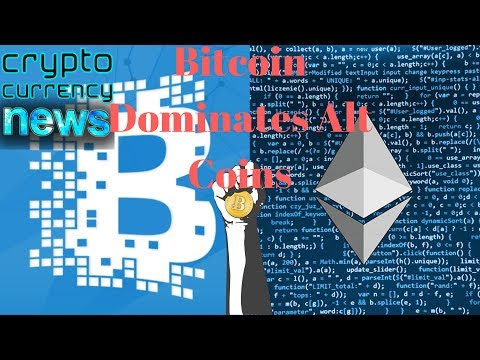 Bitcoin Shows Dominance over Alt Coins: S1E13