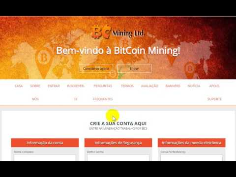 Bitcoin3 mining 3 invest btc  bitcoin investimento BC3 mining 29/05/2017