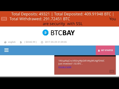 BTCbay.net Review - SCAM WARNING - Bitcoin Doubler