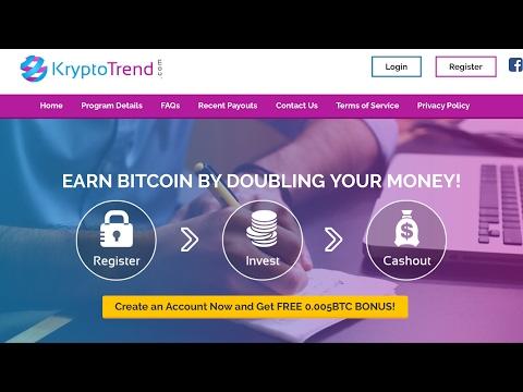KrytoTrend.com Review - WARNING!!! - Registration Scam