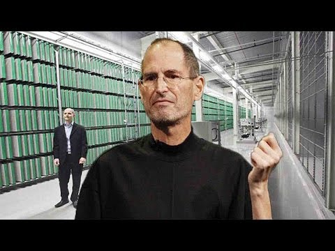 How Steve Jobs Built His Own Mining Farm