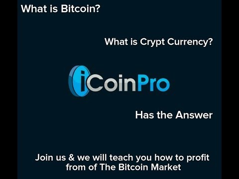iCoinPro Scam Don't Join Until You Watch This Video What Is Bitcoin?