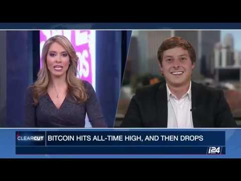 i24 News   BitcoinIRA COO, Chris Kline, Talks Bitcoin and Ethereum All Time Highs