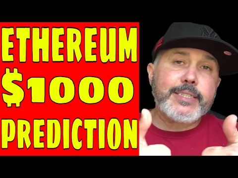 Ethereum Price Prediction $1000... Bitcoin Scam Site...Bitcoin Price Recovers... More