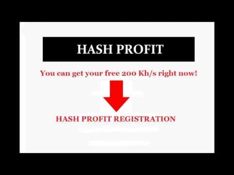Hash Profit investment in mining сryptocurrencies