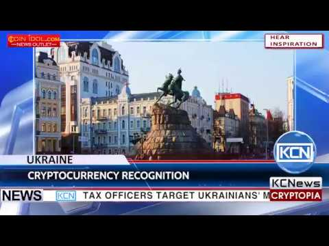 Bitcoin News Ukrainians may start paying personal income tax on cryptocurrency