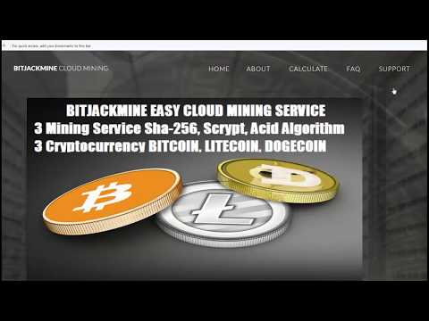 Part 8 !! Auto Mine Crypto Currency Without Investment - Free Crypto Mining Site ! Bitjakemine
