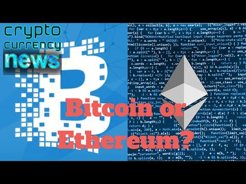 Bitcoin or Ethereum?: S1E18