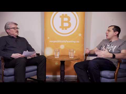 Bitcoin & Blockchain in Norway   Interview with Andreas M  Antonopoulos