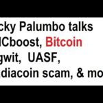 Rocky Palumbo talks ASICboost, Bitcoin Segwit,  UASF, Gladiacoin scam, & more!