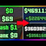 "GTA 5 Online Money Fast: ""Top 3 Missions To Make Money Fast"" (Gta 5 Online Easy Money)"