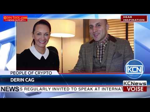 Bitcoin News People of Crypto   Derin Cag