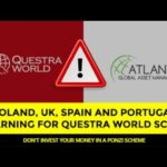 😱 POLAND, UK, SPAIN AND PORTUGAL WARNING FOR QUESTRA SCAM!