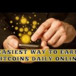 Earn Bitcoins daily in internet – Instanly Payout !!! Online Jobs