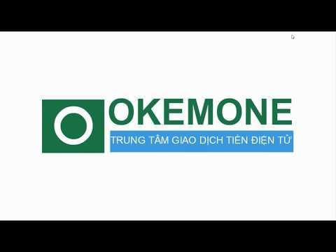 Hướng dẫn mua bán Bitcoin, Ethereum, Litecoin Tại OKEMONE