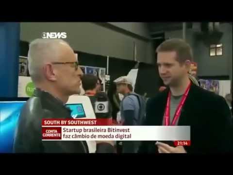 MINER WORLD reportagem Eletronico Bitcoin reportagem da Globo News   10Youtube com