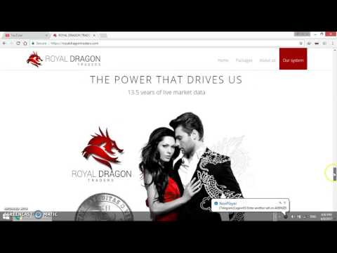 Royal Dragon Traders Scam   What Does It Take To Win..?