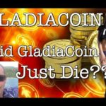 Did Gladiacoin Scam? What's Gladiacoin News? Gladiacoin June 9 June 10 Update JetCoin eCoin Plus –