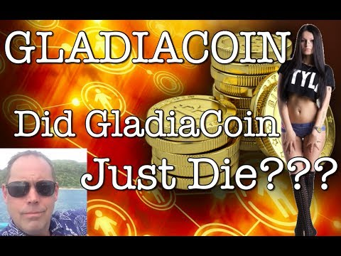 Did Gladiacoin Scam? What's Gladiacoin News? Gladiacoin June 9 June 10 Update JetCoin eCoin Plus -