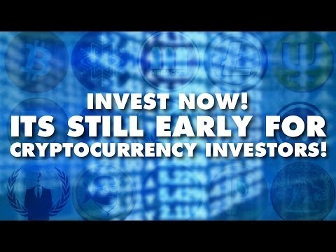ALERT: Invest Now! Its Still Early For Crypto Currency Investors! ✳ Bitcoin Charlie (Web Bot Hit)