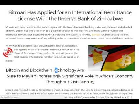 Bitmari Becomes First Bitcoin Company to Partner With an African Commercial Bank