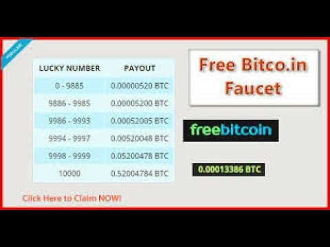 FREE Bitcoin Earn real money without​ investment with payment proofs block chain.