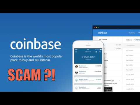 Is Coinbase A SCAM? - investing in bitcoin