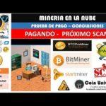 Prueba de Pago, Próximo SCAM | BTCProminer | BitMiner | StarMiner