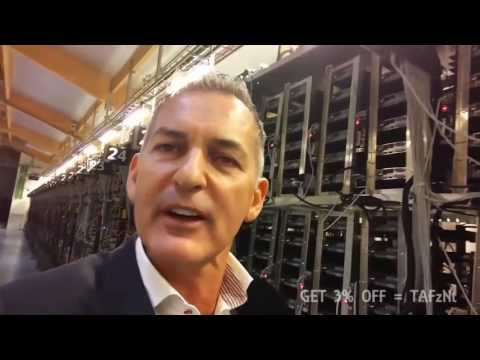 Inside The Genesis Mining Bitcoin Mining Farm. Genesis Mining 2017 Review