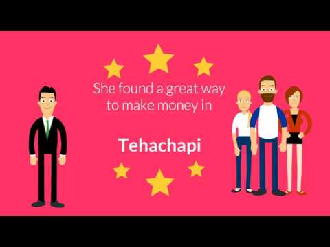 make money online in Tehachapi