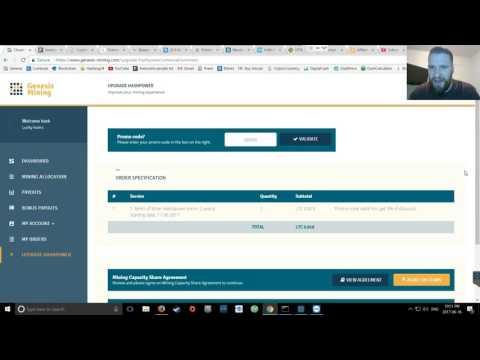 2017 Genesis Mining / Day 119 - Ether Upgrade !. Genesis Mining Обзор